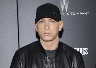 Previous investigation into Eminem 's Ivanka Trump lyrics was brought on by TMZ
