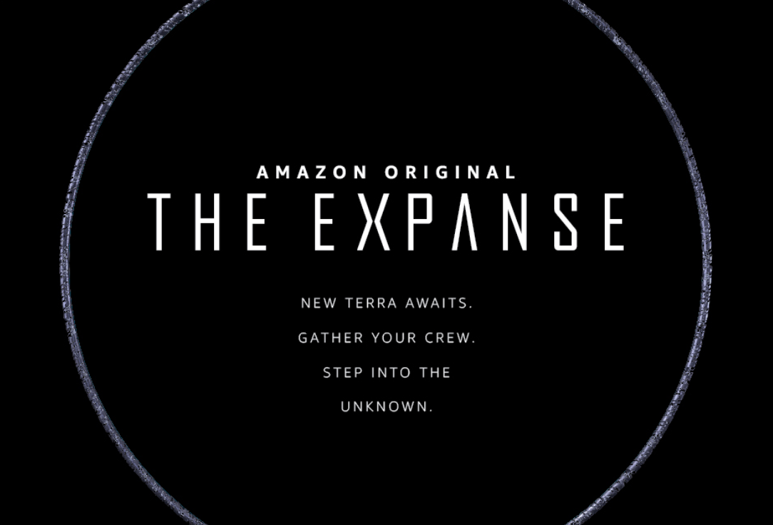 "Amazon Prime Video's ""The Expanse"" to invade Comic Con 2019"