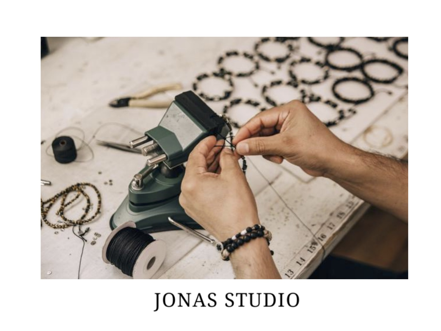 Jonas Studio Must-Have Men's Jewelry Pieces for Fall