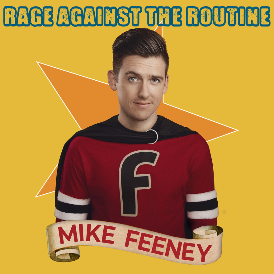 The Laugh Button, 800lb Gorilla & Robert Kelly Form TLB Records    Mike Feeney Album Out Nov 5
