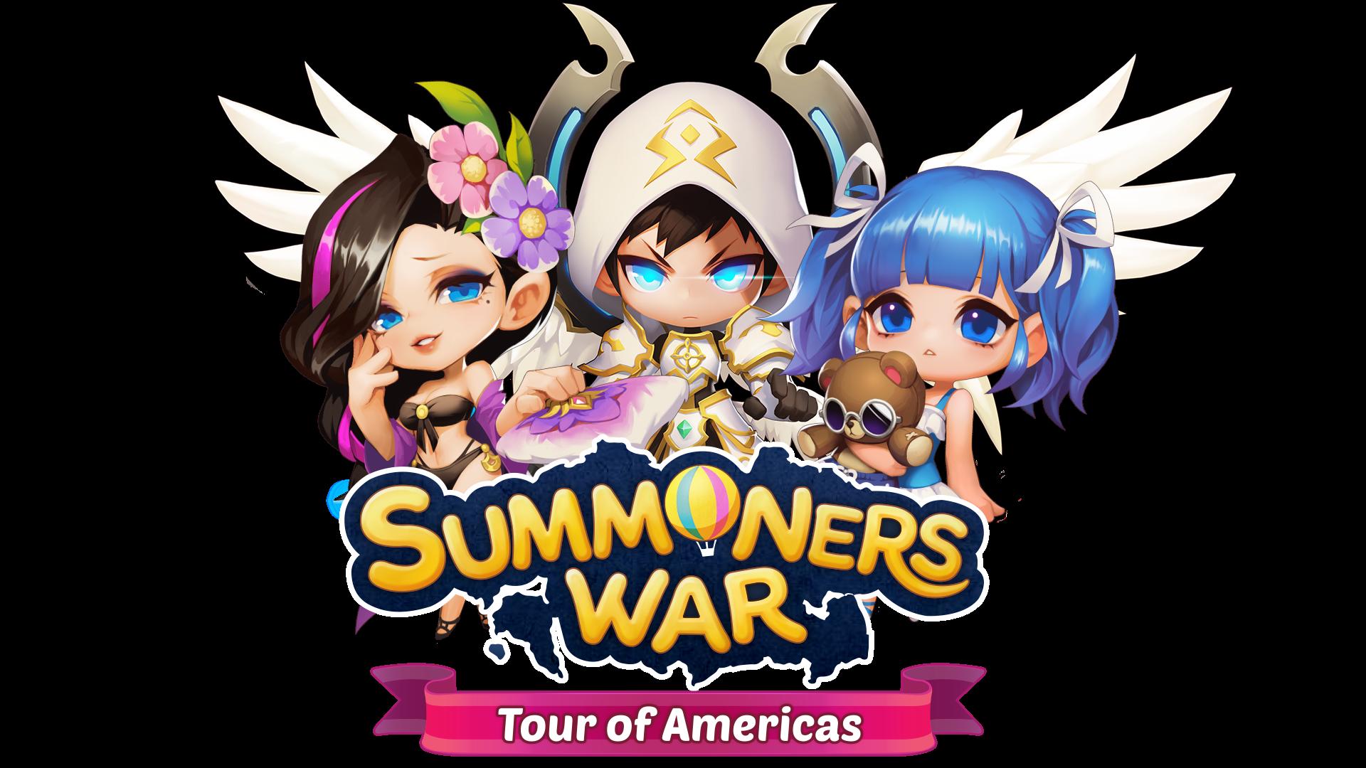 Com2uS Summoners War at NYCC