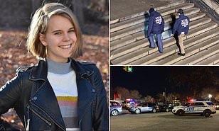 Upper Manhattan rocked by stabbing murder of Barnard college student, 18, in Morningside Park