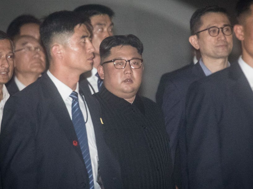 Top Story: North Korea 's Supreme Leader Kim Jong Un is believed to be dead