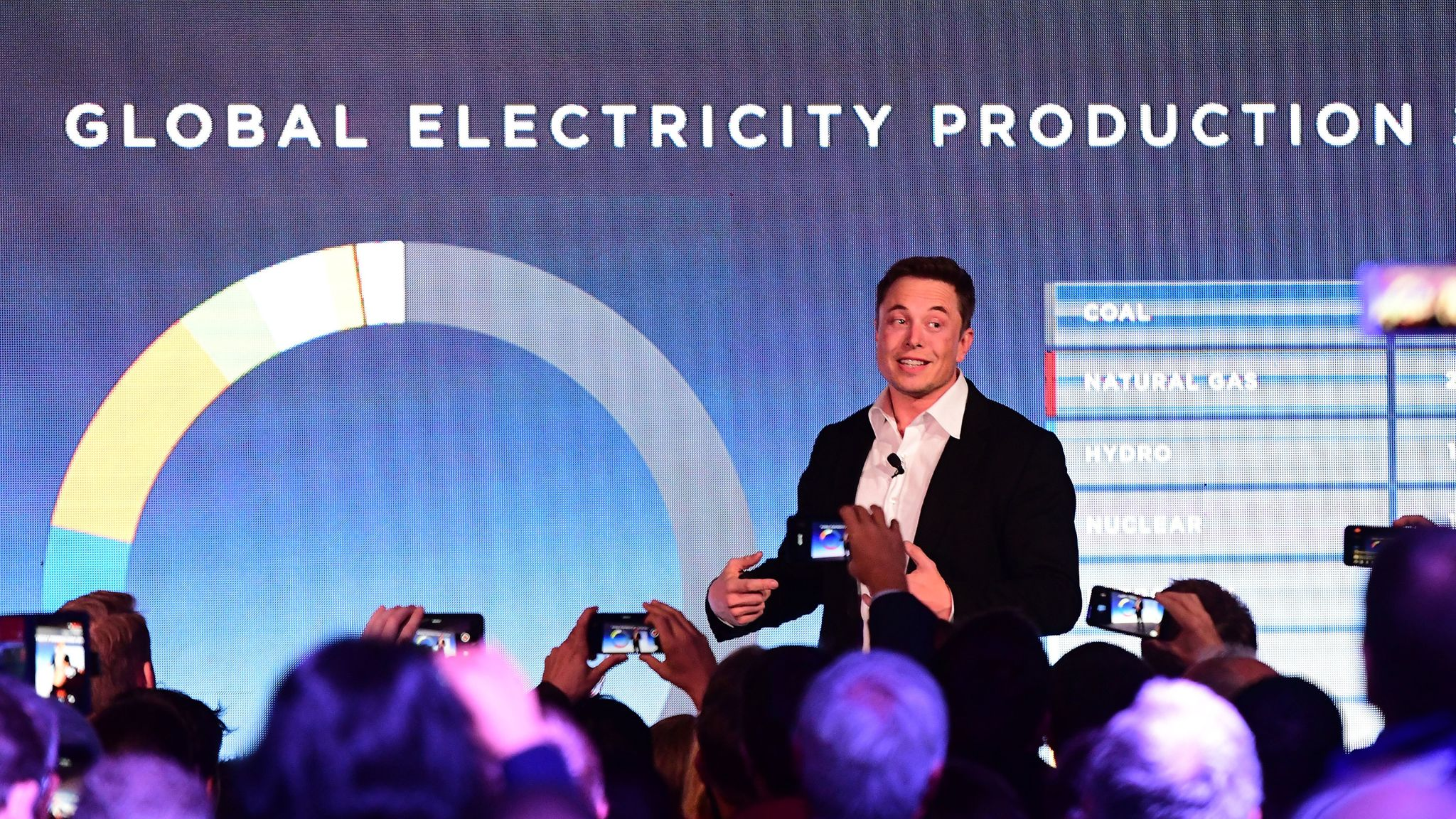 Tesla has applied to become a UK electricity provider