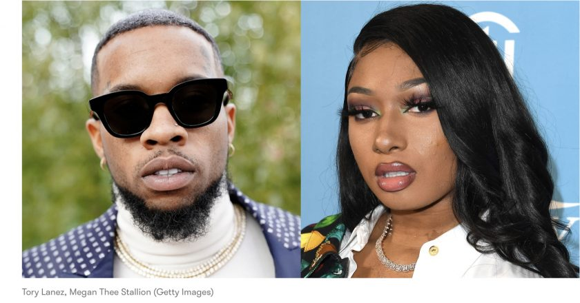 Tory Lanez charged in connection to the shooting of Megan Thee Stallion